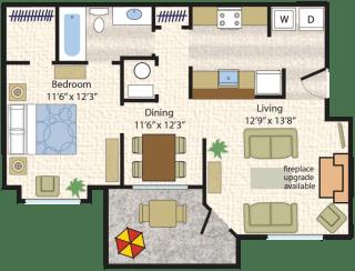 Floor Plan Corralero