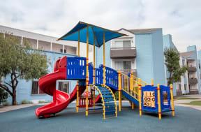 Enclave play area