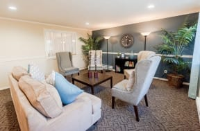 Tacoma Apartments - The Verandas Apartment Homes - Clubhouse 1