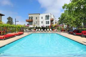 Santa Rosa CA Apartments For Rent Annadel l Resort-Quality Pool