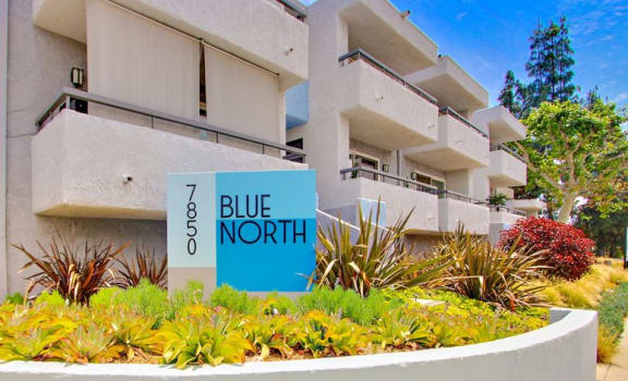 Blue North Exterior