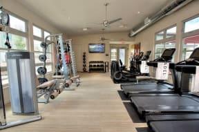 Santa Rosa CA Apartments For Rent Annadel APTS l Fitness Center