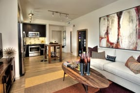 Annadel Apartments l  Open Floor Plans