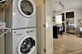 Annadel Apartments l  Washer & Dryers