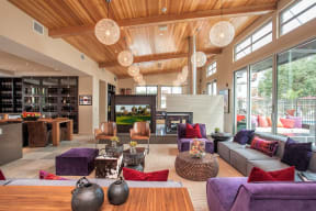 Annadel Apartments l  Clubhouse