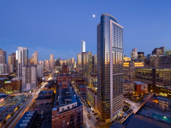 360 Degree Views to Amaze, and the best place to live in Chicago