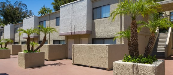 Homepage Slider - hero Granada Hills Luxury Apartment Exterior