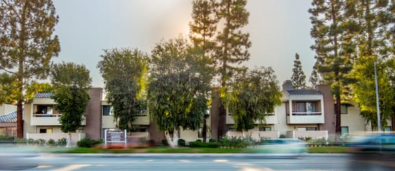 Homepage Slider - hero Canoga Park Luxury Apartment West Hills Exterior Street View