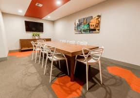 Tacoma Apartments - Northpoint Apartments - Meeting Room