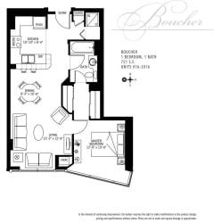 Met Tower Apartments Boucher U Floor Plans