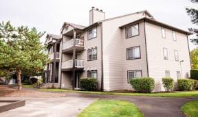 Tacoma Apartments - Monterra Apartments - Exterior