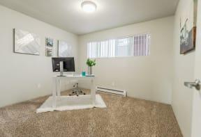 Renton Apartments - The Aviator Apartments - Second Bedroom 1