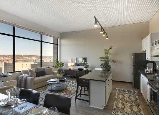 Expansive Windows with Skyline Views