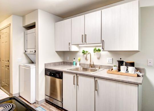 Inlet View - Silverdale Kitchen