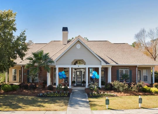 Litchfield Oaks Leasing Office Pawleys Island at Litchfield Oaks Apartments, South Carolina
