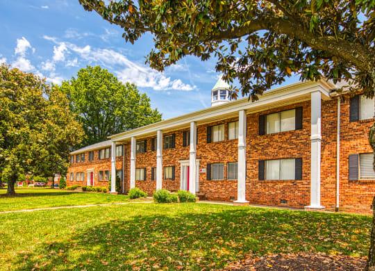 Exterior at 11 North Apartments