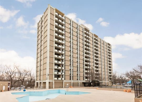 Exterior at Three Rivers Apartments in Ft Wayne IN