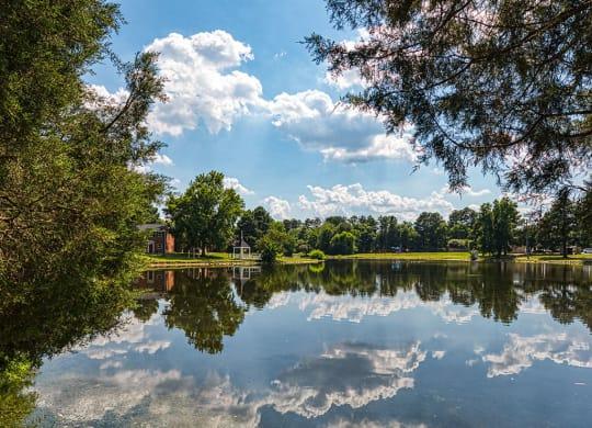 Lake at Crystal Lake Apartments in Richmond VA
