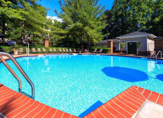Pool at Beacon Place Apartments, Gaithersburg, 20878