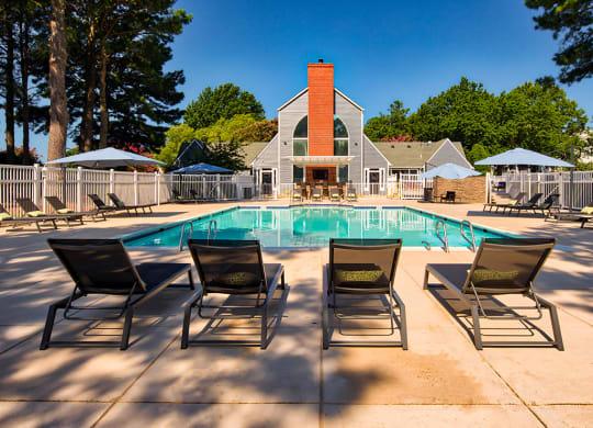 Waterman's Crossing Apartments Swimming Pool
