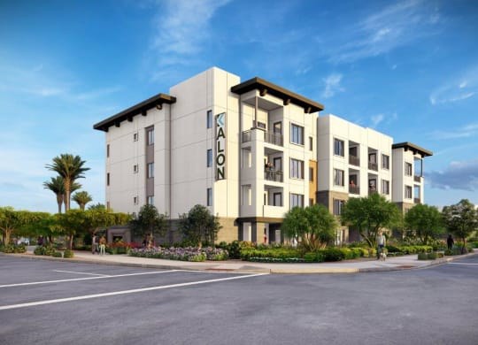 Exterior View Of Property at Kalon Luxury Apartments, P.B. BELL Assets, Arizona