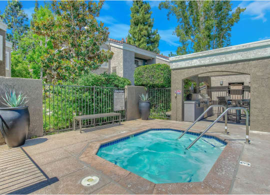 Apartments with Pool at 1750 on First Apartments, CA, 93065