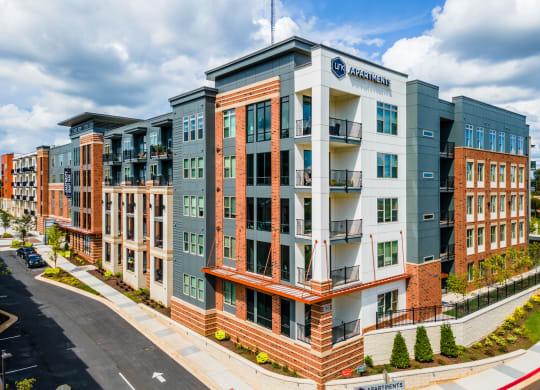 exterior at Link Apartments® Grant Park, Atlanta