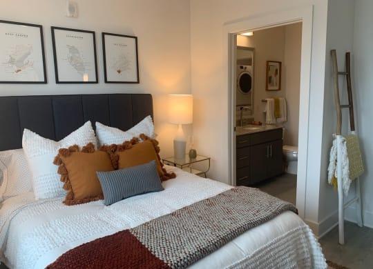 brand new spacious bedroom