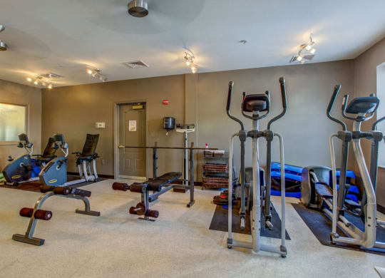 Health And Fitness Center at The Marque at Heritage Hunt, Gainesville, VA, 20155