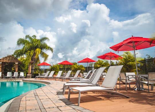 Swimming Pool at Northlake Park, Orlando, FL