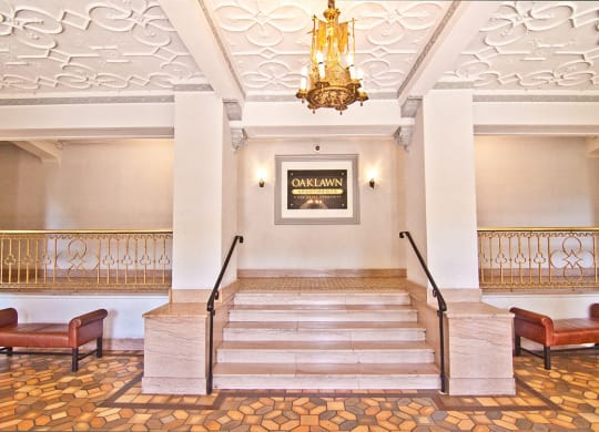 Lobby Entrance at Oaklawn, Washington
