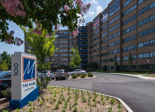 Controlled Access Building at The Mark Apartments, Alexandria, 22304