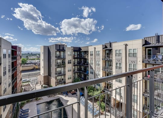 Luxury Apartment Homes Available at Windsor at Broadway Station, 1145 S. Broadway, Denver