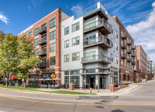 Comfortable Apartments at Centric LoHi by Windsor, Denver