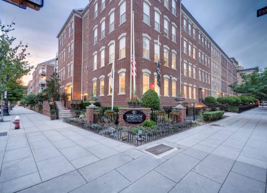 Luxury Apartment Homes Available at Windsor at Liberty House, 115 Morris Street, Jersey City