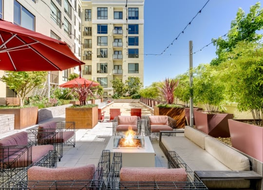 Centrally Located Community at The Marston by Windsor, Redwood City, CA
