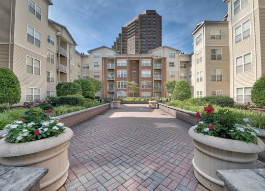 Ideal Location Minutes from Manhattan at Windsor at Liberty House, Jersey City, NJ