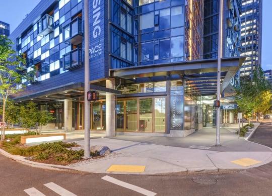 Professional, On-Site Management at Cirrus, Seattle, Washington