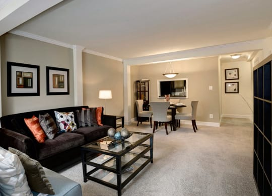 Bethesda Hill offers convenient apartments located close to public transit, downtown Bethesda and DC