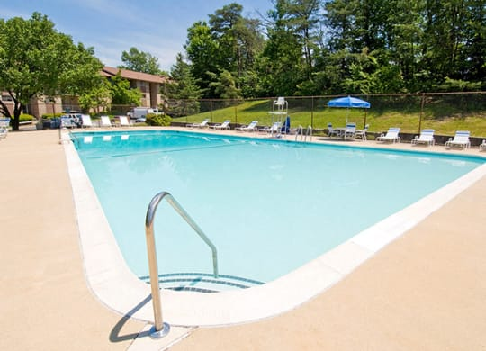 Pool Side Lounge and Recreation Area, Barclay Square, Beltsville, MD
