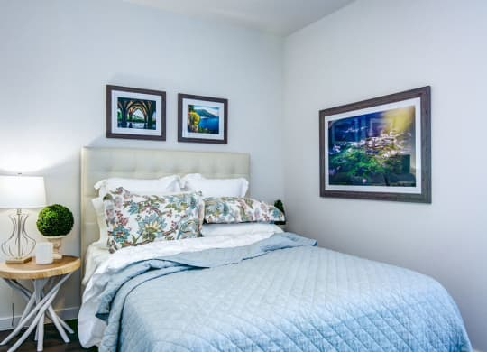 Gorgeous Bedroom at Aviator at Brooks Apartments, Clear Property Management, San Antonio, Texas