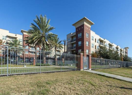 Property Exterior at City Lake, Houston, TX
