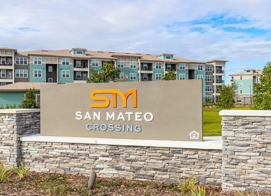 San Mateo sign
