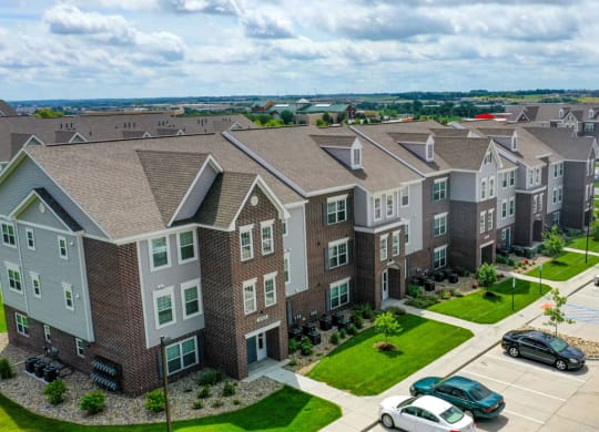 Beautiful View From Top at Andover Pointe Apartment Homes, La Vista, 68138