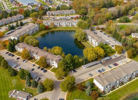 Located At Prime Location at Byron Lakes Apartments, Michigan, 49315