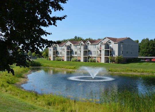 Lake Views at Byron Lakes Apartments, Michigan