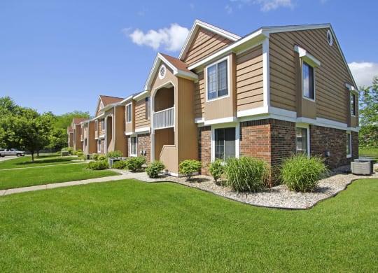 Exterior of Apartments at Hampton Lakes Apartments, Walker, 49534