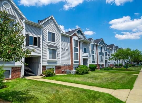 Entry way for Community at Indian Lakes Apartments, Mishawaka, 46545