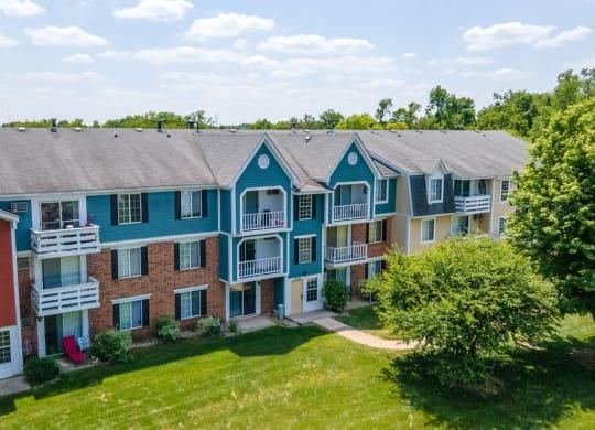 Image Of Community View at Irish Hills Apartments, Indiana