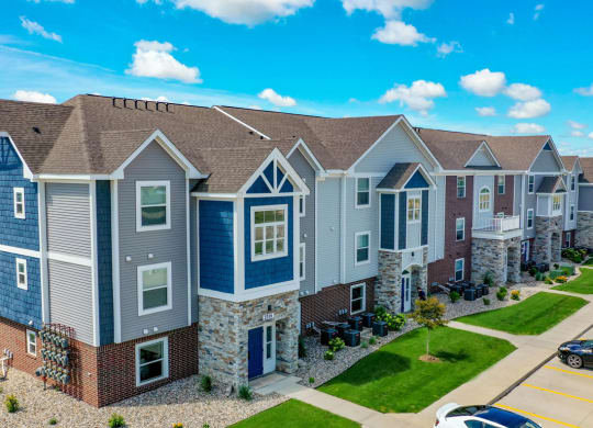 Attractive Community at The Reserve at Destination Pointe, Grimes